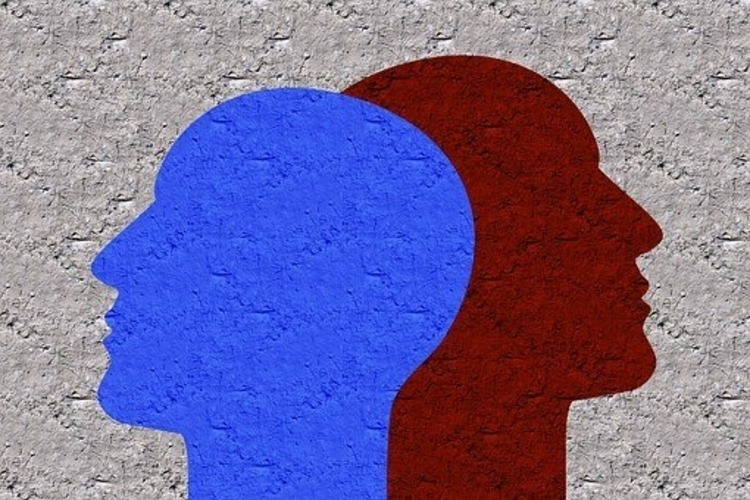 Do you have a split personality?